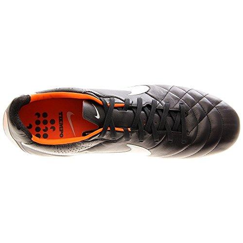 Nike Tiempo Legend IV Chaussures De Football Pour Terrain Dur Black