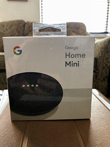 Google Home GA00216-UK Enceinte Bluetooth pour PC Charcoal