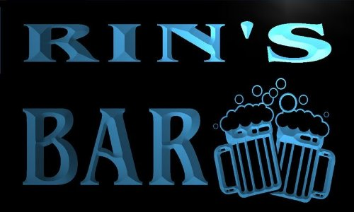 w054610-b-rin-name-home-bar-pub-beer-mugs-cheers-neon-light-sign-barlicht-neonlicht-lichtwerbung