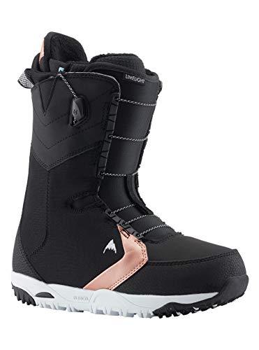 Burton Damen Limelight Black Snowboard Boot, 8.0 Thinsulate-boot-liner