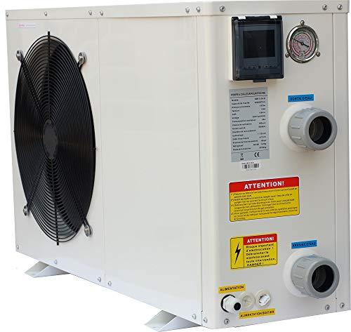 Pompa di calore per piscina THERMACARE 5.3H-B