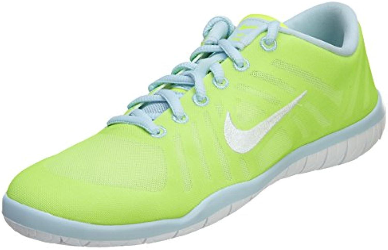 Nike Nike Free Powerlines Ii Ltr - Zapatos de deporte de interior para mujer