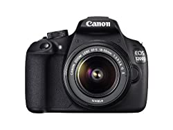 Canon Eos 1200d Digital Slr Camera With Ef-s 18-55mm F3.5-5.6 Is Ii Lens