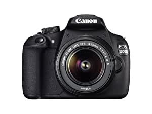 Canon EOS 1200D Digital SLR Camera with EF-S 18-55mm f/3.5-5.6 IS II Lens