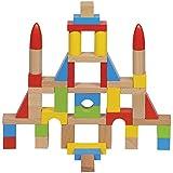 Goki - Saco con 50 piezas de construcción (Gollnest & Kiesel KG G1025/58575)
