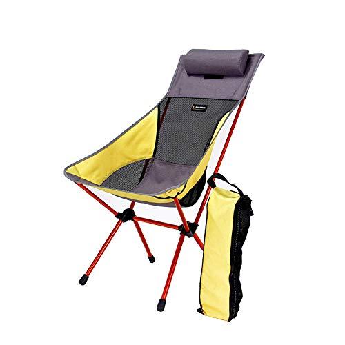Wdj Plein Air Chaise Pliante Tabouret Pliant De Portable Aviation Aluminium Fauteuils pour Camping Pêche Voyage Jardin Un Barbecue Fauteuils