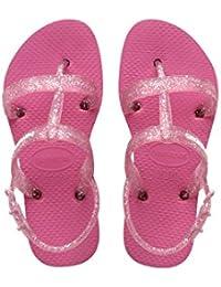 214f843a663d Amazon.co.uk  Havaianas - Sandals   Girls  Shoes  Shoes   Bags