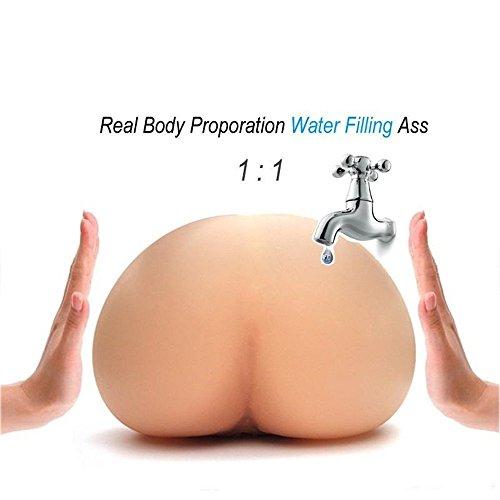 Realistische Vagina Wasser Eingespritzte Luft Inflation Künstliche Vagina Echte Pussy Pocket Pussy Sex & Sinnlichkeit Männliche Masturbators für Mann Männliches Sexspielzeug