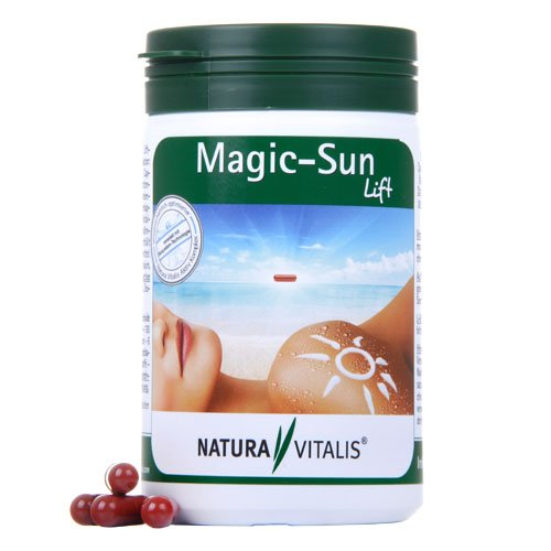 Natura Vitalis Magic Sun Lift 240 Kapseln (129g)