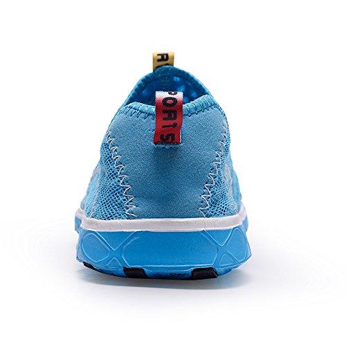 INSE , Herren Aqua Schuhe Blau