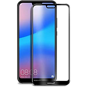 Huawei P20 Lite Premium Huawei P20 Lite Premium Pro Hd+ 5D Crystal Clear Tempered Glass Screen Protector for Huawei P20 Lite Premium Huawei P20 Lite