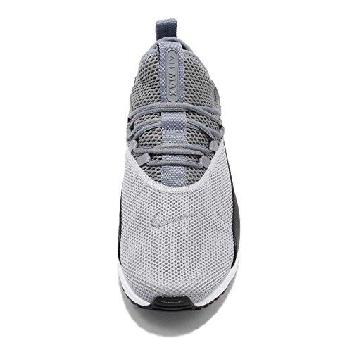 41eq40U6M1L. SS500  - Nike Mens Air Max 90 EZ Running Shoes Wolf Grey/Cool Grey/Black/Laser Blue AO1745-004 Size 10.5