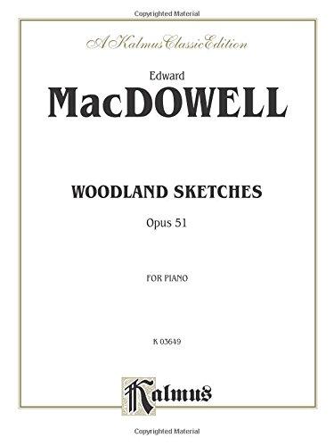 woodland-sketches-kalmus-edition
