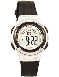 Vizion Digital Multi-Color Dial Children's Watch -8523-5
