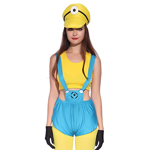 Disfraz Gru, Mi villano favorito para adulto Mujer