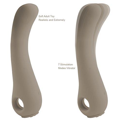 G-Punkt Vibrator-Spielwaren für Erwachsene flüsterleise & wasserdichte und wiederaufladbare Sexprodukte für Paare-Spielen (Massagegerät Zauberstab Billig)