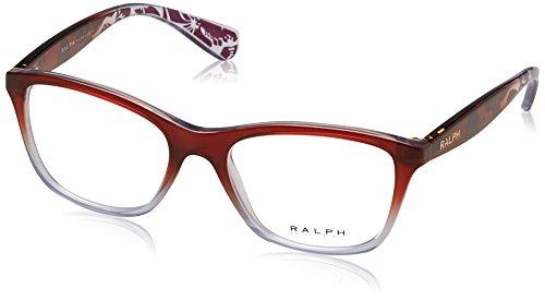Ralph by Ralph Lauren - RA 7073, Géométriques, propionate, femme, RED SHADED 60cb580d67cd
