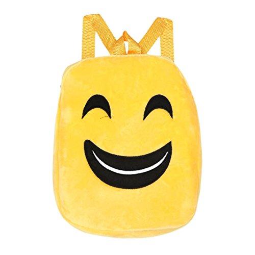 Imagen de bolso kukul linda emoji emoticon bolso de la escuela    bolso de la  b
