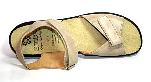 Ganter Selina 7.202911 Damen Sandalen, Weite F Sand