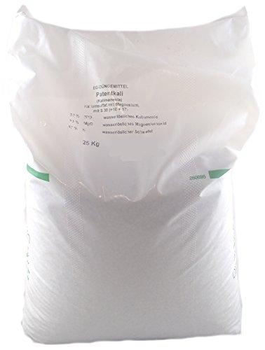 Kalimagnesia Patentkali Kalidünger granuliert 25 kg