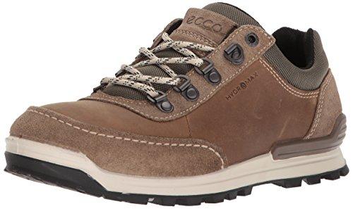 Brown Schuhe Ecco Herren (Ecco Herren Oregon Trekking-& Wanderhalbschuhe, Braun (Navajo Brown/Navajo Brown), 41 EU)
