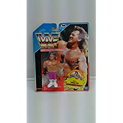 "HASBRO - OFFICIAL WORLD WRESTLING FEDERATION - ACTION FIGURE: BRUTUS ""THE BARBER BEEFCAKE"" - ANNI '90"