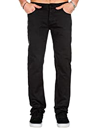 Emerica hSU denim pantalon slim pour homme Noir Od Black