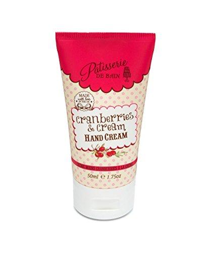 Patisserie De Bain Cranberries & Creme Hand Cream Tube 50ml