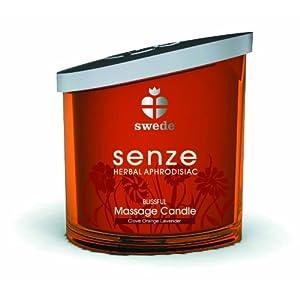 SENZE Massage Candle Blissful 150ml