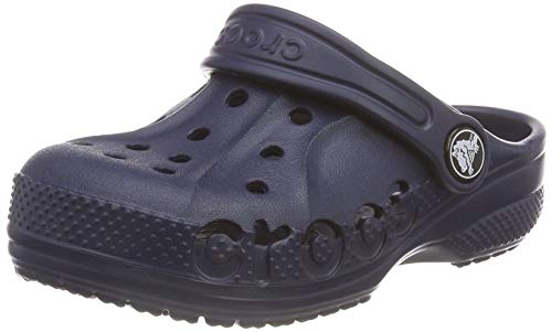 Crocs Unisex-Kinder Baya Kids Clogs, Blau (Navy 410), 27/28 EU