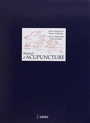 Manuel d'acupuncture