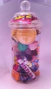 Victorian Sweet Jar of Retro Sweets - Retro Sweet Jar