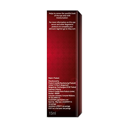 Olay Regenerist Advanced Anti-Ageing Revitalising Eye Serum 15ml