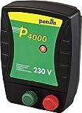 Patura Weidezaungerät P 4000-230 Volt - Kontrollanzeige für Gerätefunktion - mittlere bis Lange Zaunlängen - Nutztiere, Pferde, Ponys, Wildabwehr