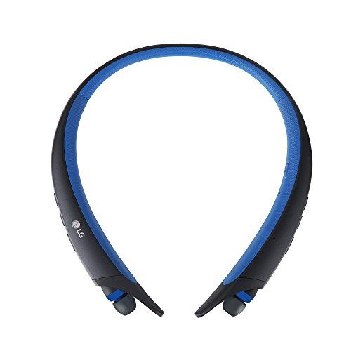 LG Electronics HBS-A80 Tone Active Bluetooth-Kopfhörer blau (Electronics Bluetooth-headset Lg)