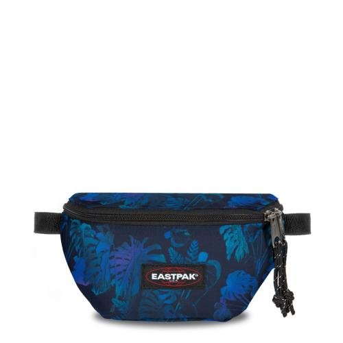 Eastpak SPRINGER Marsupio sportivo, 2 L, Purple Jungle (Multicolore)