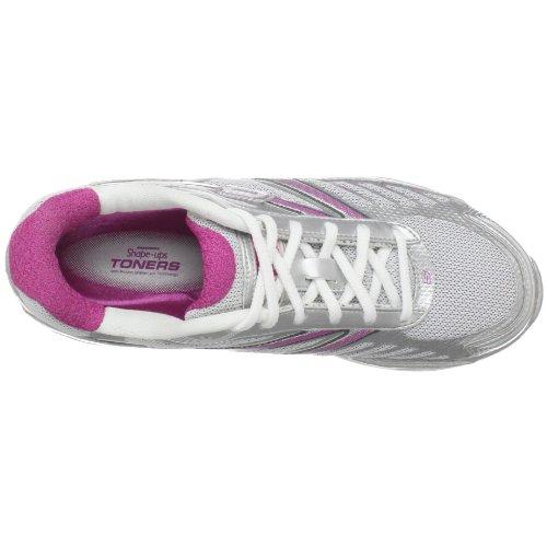 Skechers Women Ultra Chaussures De Sport Silver