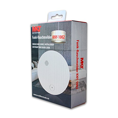 Multi Kon Trade KNY-1002 FO1402 WLAN Alarmanlage mit HD Wifi Kamera und umfangreichem Zubehör,...