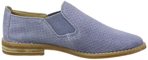 Hush Puppies Analise Clever, Mocassini Donna Blu (Powder Blue)