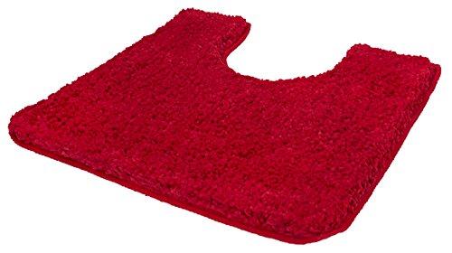 Kleine Wolke 4035439129 WC-Vorleger Trend, 55 x 55 cm, rot