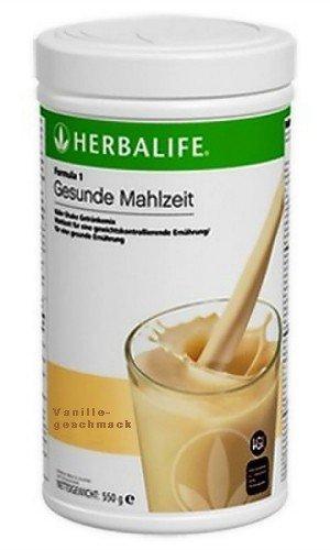 HERBALIFE - Formula 1 - Nähr-Shake Getränkemix - Vanille - Vanille Gesund