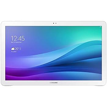 """Samsung SM-T670NZWAITV Galaxy Tab T Tablet, Display da 18.4"""", Processore da 1.6 GHz, RAM 2GB, HDD 32GB, Bianco"""