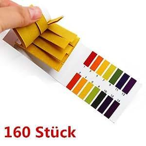 yahee365 ph teststreifen 160 st ck urin speichel drogerie k rperpflege. Black Bedroom Furniture Sets. Home Design Ideas
