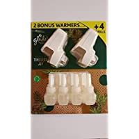 Glade Timeless Joy 2 warmers with 4 refills by Glade preisvergleich bei billige-tabletten.eu
