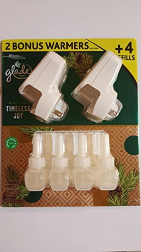 glade-timeless-joy-2-warmers-with-4-refills-by-glade