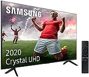 """Samsung UHD 2020 55TU8005 - Smart TV de 55"""" 4K, HDR 10+, Crystal Display, Procesador 4K, PurColor, Sonido"""