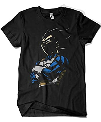 1575-Camiseta Dragon Ball - Vegeta - The Proud ...