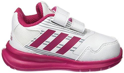 adidas Unisex Kinder Altarun CF Sneaker, Mehrfarbig (Ba9414 Multicolor), 21 EU