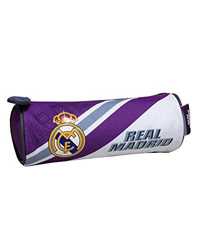 REAL MADRID CF® Portatodo Cilíndrico Bordado