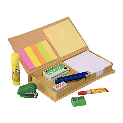 Eco Stationary set with memo pads